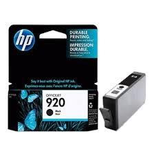 Cartridge HP CD971AE, HP 920 (Čierna)% - originál