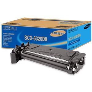 Samsung Tonerová cartridge Samsung SCX-6322DN, čierna, SCX-6320D8, 8000s, O% - originál