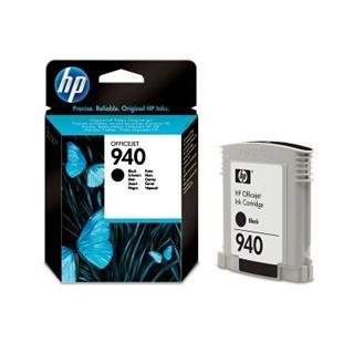 HP Atramentová cartridge HP Officejet, C4902AE, black, No. 940, O% - originál
