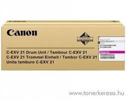 Canon C-EXV21, 0458B002, zobrazovací valec (Purpurový) - originálný