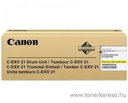 Canon C-EXV21, 0459B002, zobrazovací valec - oryginał (Žltý)