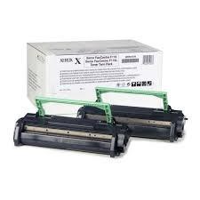 Xerox (Tektronix) Tonerová cartridge xerox F116, black, 6R1235, 2 ks, O - originál