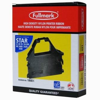 Páska do tlačiarne pre Star LC 15, 24-10, NX 1500, 2400, 2440, ZA 200,250, čierna,