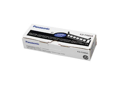 Panasonic Toner Panasonic KX-FL513EX, KX-FL613EX, black, KX-FA83E, 2500s, O - originál