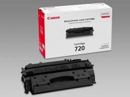 Toner Canon č.720 - CRG-720 (Čierny) 2617B002 - originálný