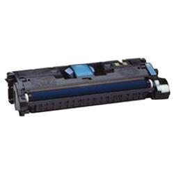Tonery Náplně Canon EP-701C kompatibilná kazeta s čipom (Azúrová)