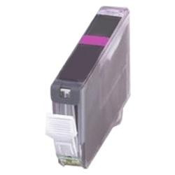 Tonery Náplně Cartridge Canon CLI-8M kompatibilná kazeta s čipom (Purpurová)