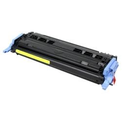 Toner HP Q6002A, kompatibilná kazeta (Žltá)