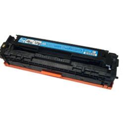 Tonery Náplně Toner HP CB541A kompatibilný s čipom kazeta (Azúrový)
