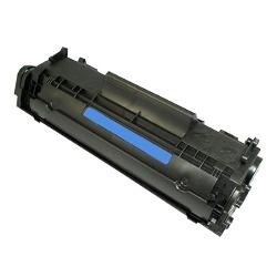 Tonery Náplně Toner CRG-703 kompatibilná kazeta s čipom (Čierna)