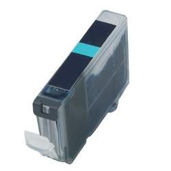 Tonery Náplně Canon CLI-8PC kompatibilná kazeta s čipom (Foto Azúrová) s čipom