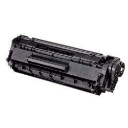 Tonery Náplně Toner Canon FX-10 kompatibilný s čipom (Čierna)