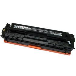 Toner HP CC531A kompatibilný s čipom kazeta (Azúrový)