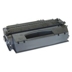 Tonery Náplně Canon CRG-708H, kompatibilná kazeta (Čierna)