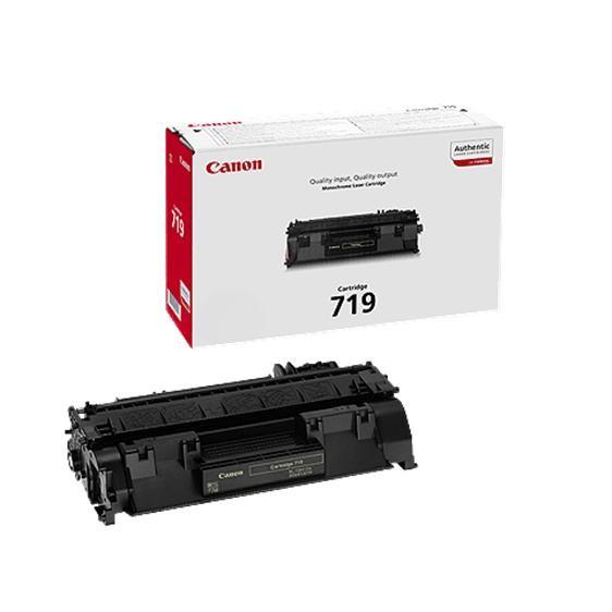 Toner Canon CRG-719H, 3480B002 - originálný (Čierny)