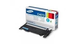 Samsung Toner Samsung CLP-320, CLP-325, CLX-3185, cyan, CLT-C4072S / ELS, 1000s, O - originál