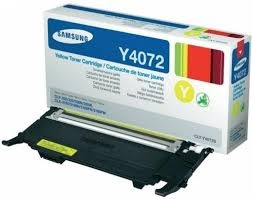 Samsung Toner Samsung CLP-320, CLP-325, CLX-3185, yellow, CLT-Y4072S / ELS, 1000s, O - originál