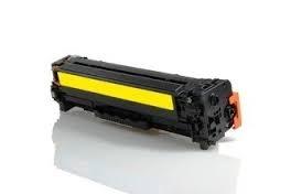 Tonery Náplně Toner Canon CRG-718Y, kompatibilná kazeta s čipom (Žltá)