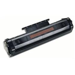 Tonery Náplně FX-3 kompatibilná kazeta s čipom (Čierna)