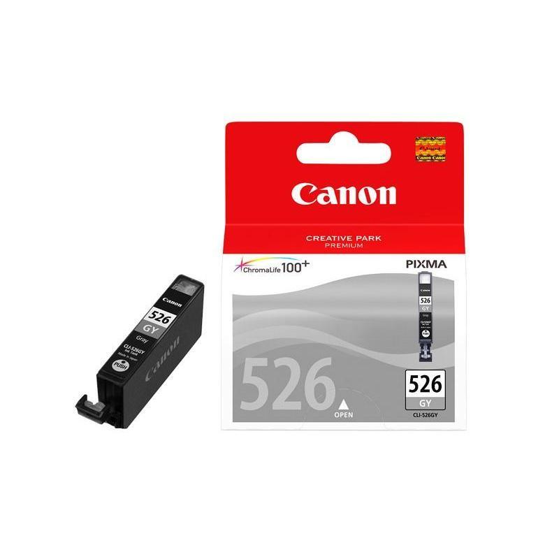 Cartridge Canon CLI-526GY, 4544B001 - originálný (Šedá)