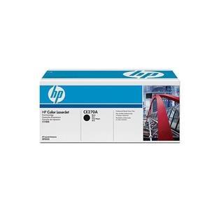 HP Tonerová cartridge HP LaserJet CP5525n, CP5525dn, CP5525xh, black, CE270A, O - originál