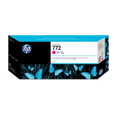 HP Atramentová cartridge pre HP CN629A, magenta, 300 ml, O% - originál