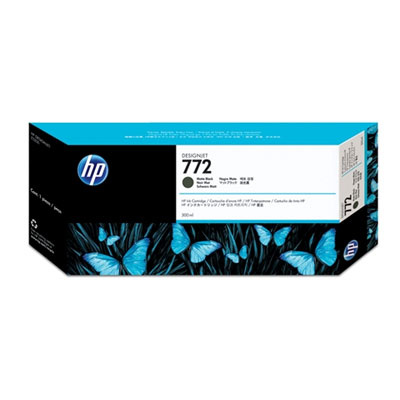 HP Atramentová cartridge pre HP CN635A, matte black, 300 ml, O% - originál
