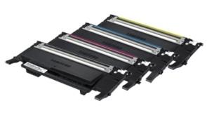 Toner Samsung CLX 3185, Samsung CLT-C4072 kompatibilná kazeta (Azúrová)