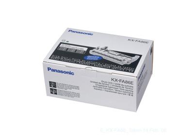 Panasonic Valec Panasonic KX-FL833, 813, 853, 803, black, KX-FA86E, O