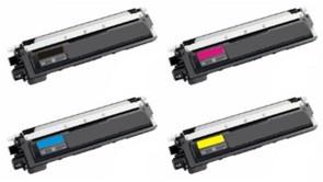 Tonery Náplně Brother TN-230C kompatibilná kazeta s čipom