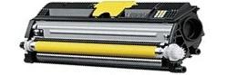 Tonery Náplně Oki C110 toner, Oki 44250721 kompatibilná kazeta (Žltá)