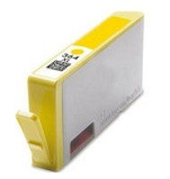 Tonery Náplně Cartridge HP CB325EE, HP 364XL kompatibilná kazeta s čipom (Žltá)