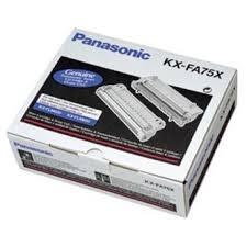 Panasonic Toner Panasonic KX-FLM500G, 600, black, KX-FA75X, 8000s, s valcom, O% - originál