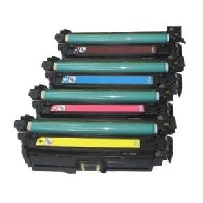 Tonery Náplně CRG-723Y kompatibilná kazeta s čipom (Žltá)