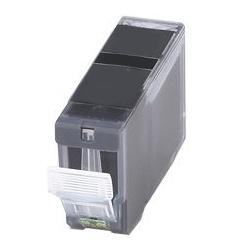 Tonery Náplně Cartridge Canon PGI-5Bk kompatibilná kazeta s čipom (Čierna)
