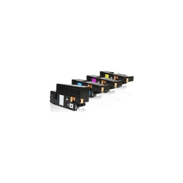 Tonery Náplně Toner Xerox 6015, Xerox 106R01631 kompatibilný (Azúrový)