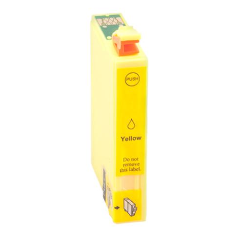 Tonery Náplně Epson T1814, kompatibilný kazeta (Žltá) - Tonery a Náplně.cz