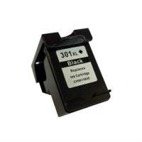 Tonery Náplně Cartridge HP 301, HP CH561E kompatibilný s čipom (Čierna)