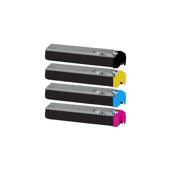 Tonery Náplně Kyocera Mita TK-540Y - kompatibilný s čipom