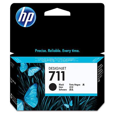 Cartridge HP 711, HP CZ129A - originálny (Čierna)