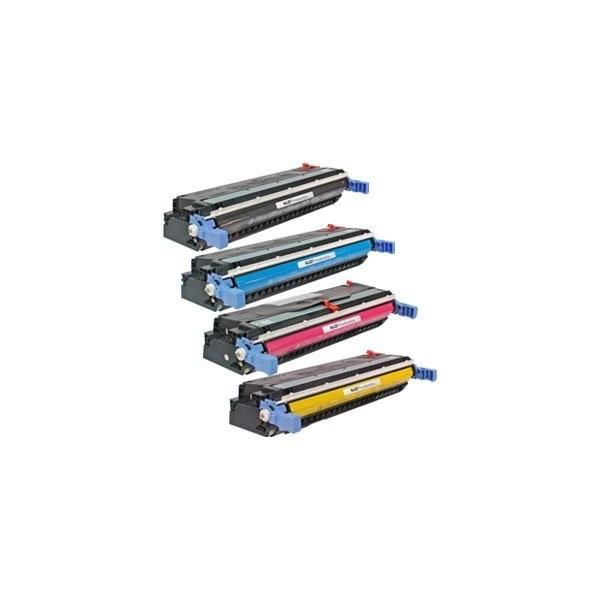 Tonery Náplně HP 645A, HP C9732A kompatibilný s čipom kazeta