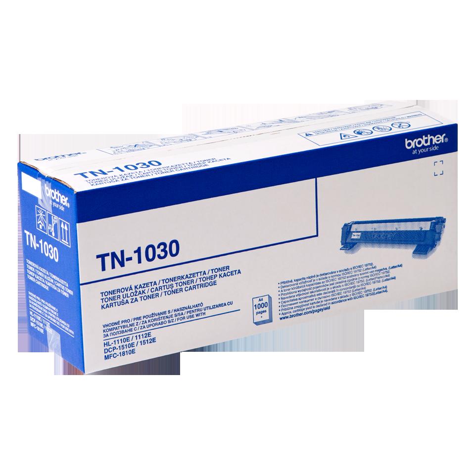 Toner Brother TN-1030 - originálne (Čierny)
