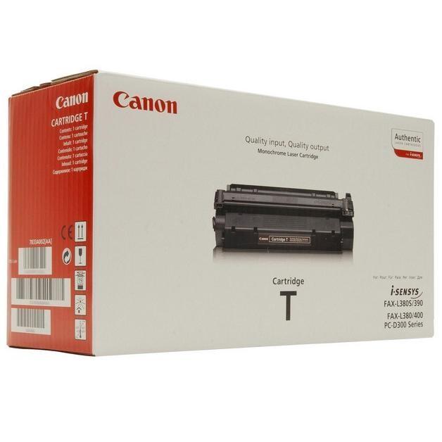 Canon CRG-T (CARTRIDGE T), 7833A002 (Čierna) - originálný