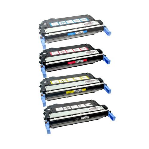 Tonery Náplně HP 624A, HP CB400A kompatibilný s čipom kazeta