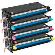 Tonery Náplně Dell 3130-cn kompatibilný toner black