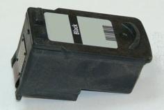 Tonery Náplně Cartridge Canon PG 510 kompatibilná kazeta s čipom (Čierna)