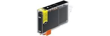 Tonery Náplně Cartridge Canon BCI-6BK kompatibilná kazeta s čipom (Čierna)