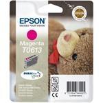 Epson T0613 Magenta 8ml pre Stylus D68 / D88 / DX3850 / DX4850 - originálne