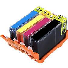 Tonery Náplně Cartridge HP 655, HP CZ112AE kompatibilný s čipom (Žltá)