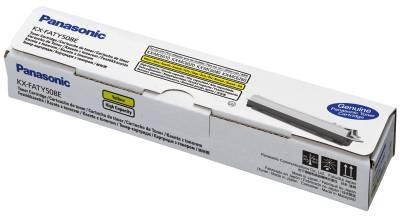 Toner Panasonic KX-FATY508E (Žltý)